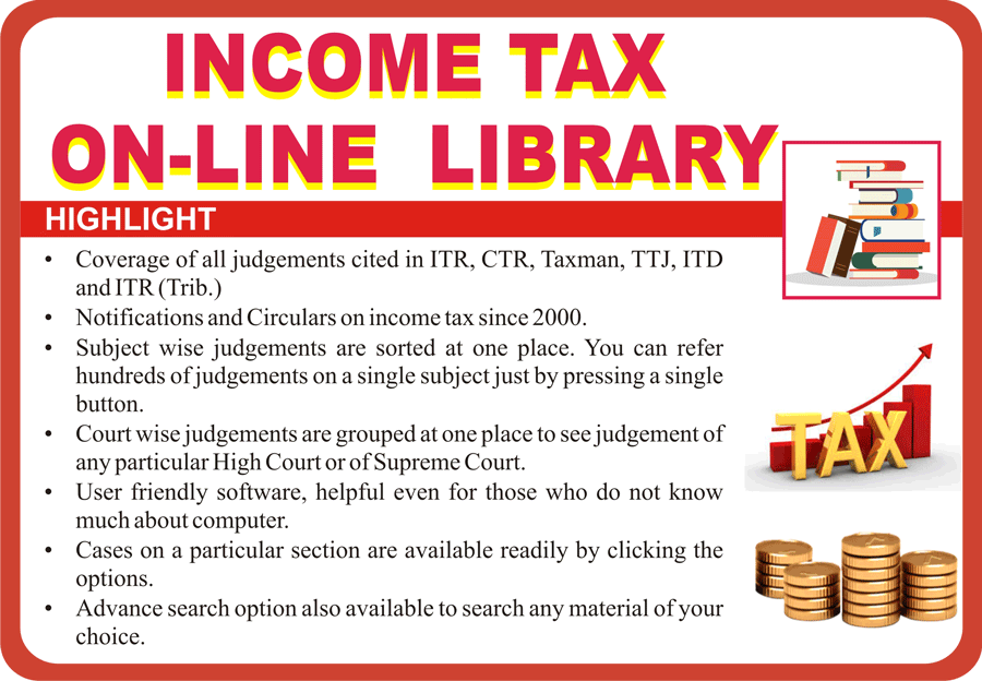Income-Tax Online Library