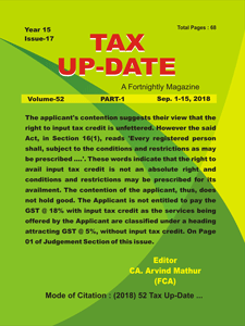 INCOME TAX & COM. LAW UPDATE HINDI